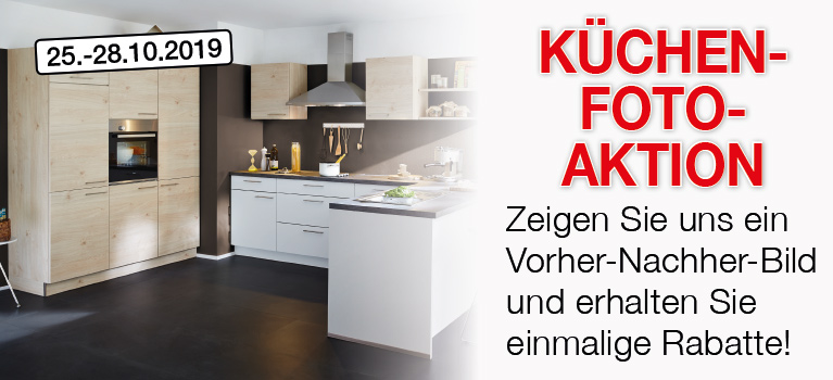 Küchen-Foto-Aktion