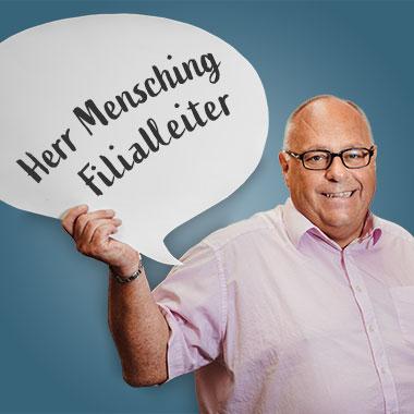 Herr Mensching