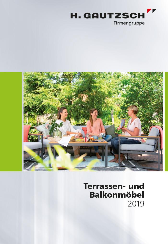 H. Gautzsch Terrassen- und Balkonmöbel 2019