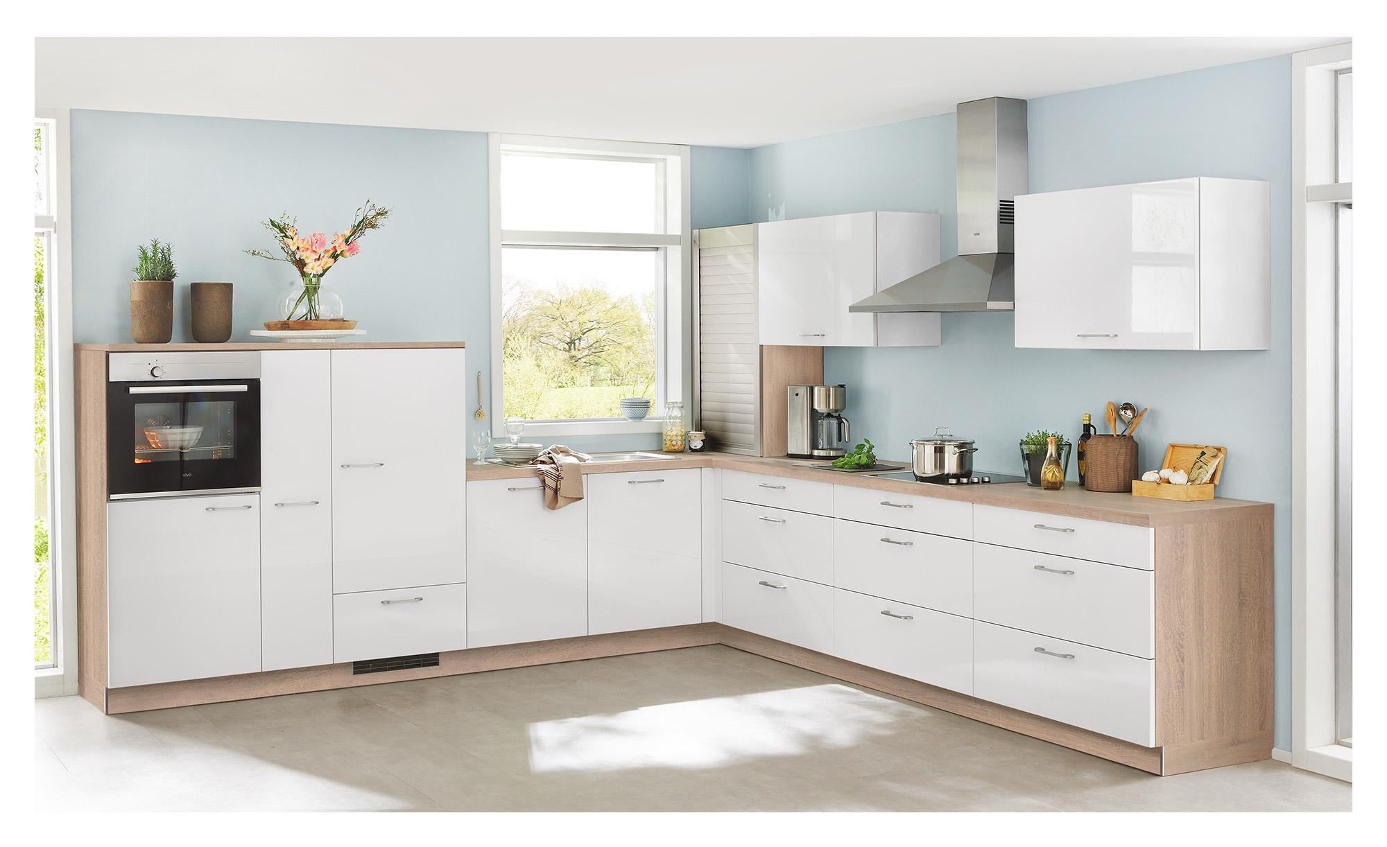 Nolte Winkelküche Lux – bei Möbel Heinrich kaufen!