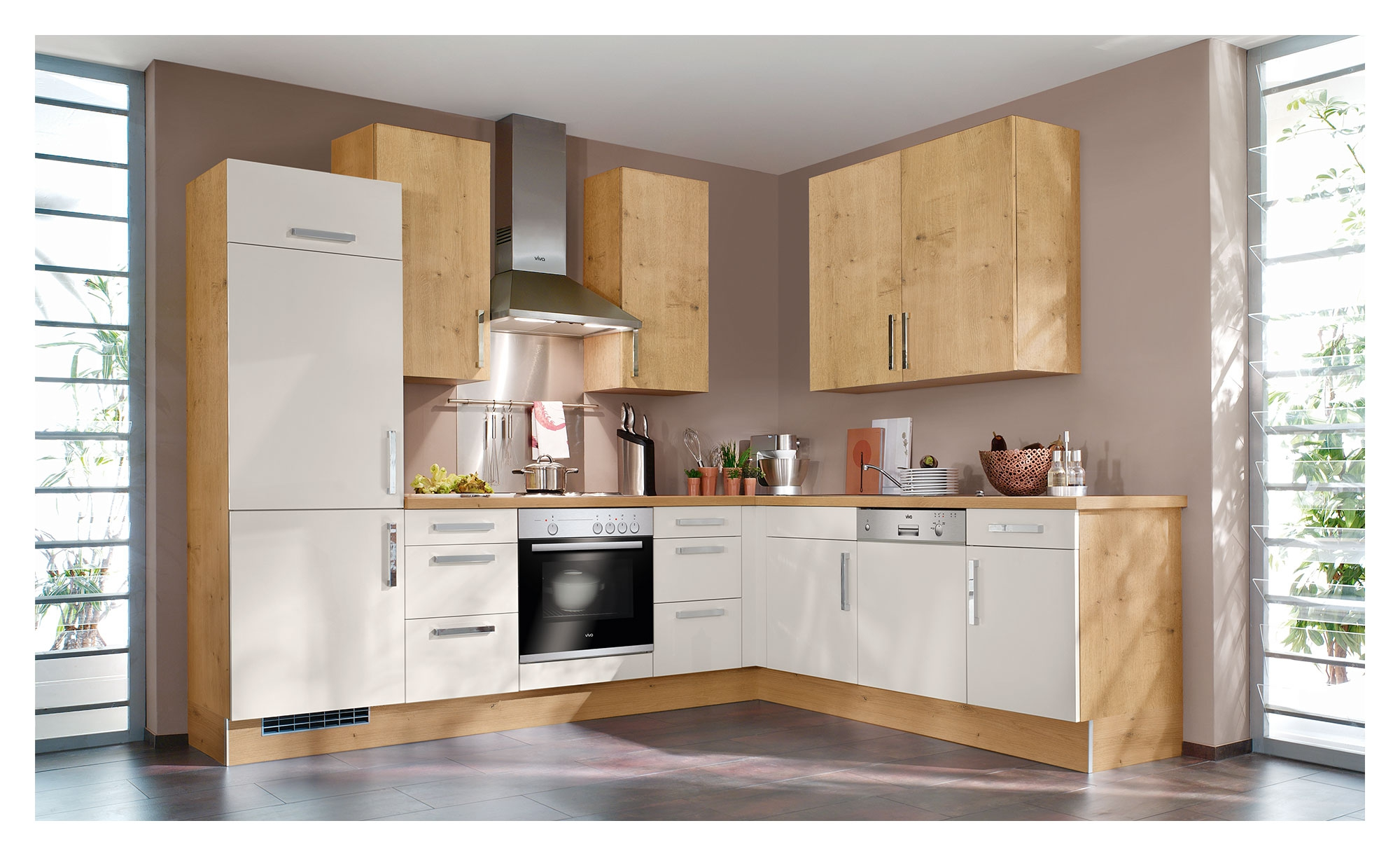 Nolte Winkelküche – bei Möbel Heinrich kaufen!