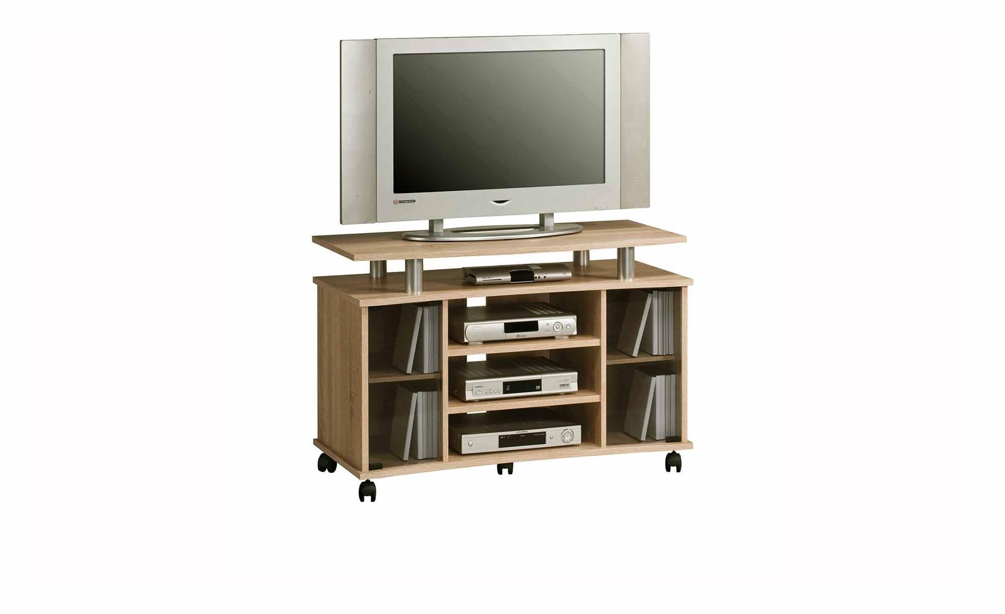 tv m bel mit rollen manuel bei m bel heinrich online entdecken. Black Bedroom Furniture Sets. Home Design Ideas