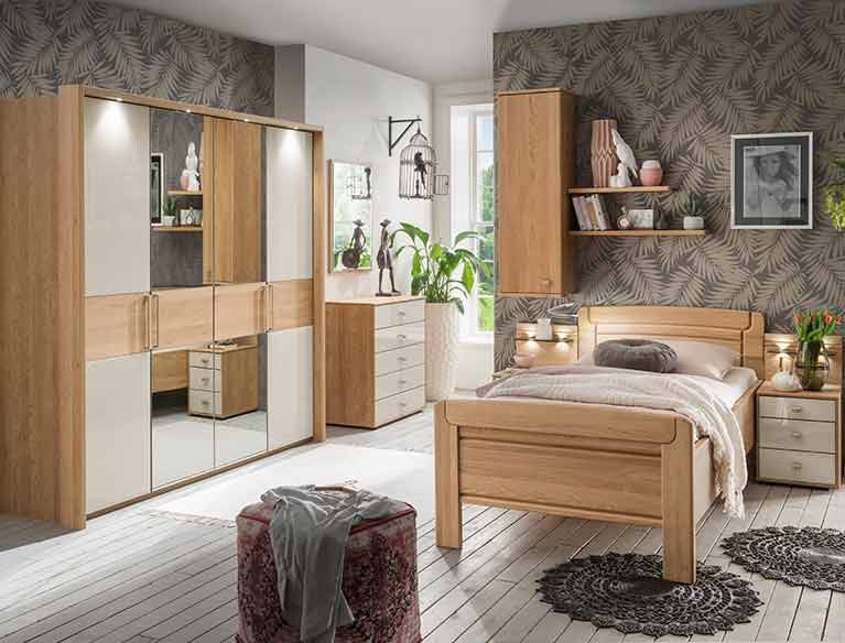 Rügen Schlafzimmerserie