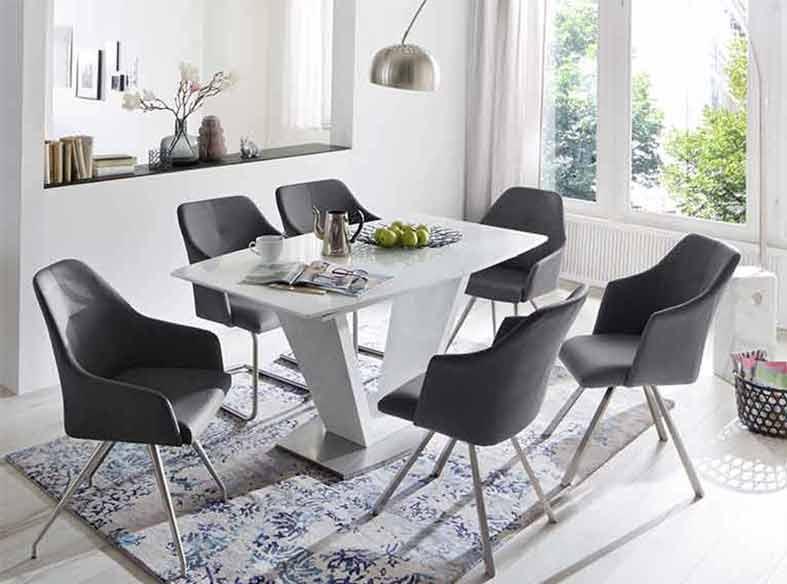 Meira/Lugo Tischgruppe