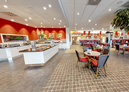 Restaurants Bei Möbel Heinrich