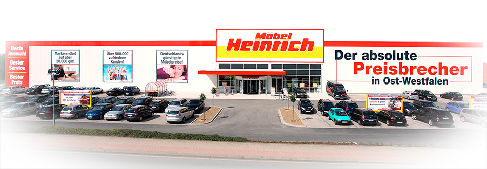 Möbel Kaufen In Bielefeld Und Umgebung Möbel Heinrich