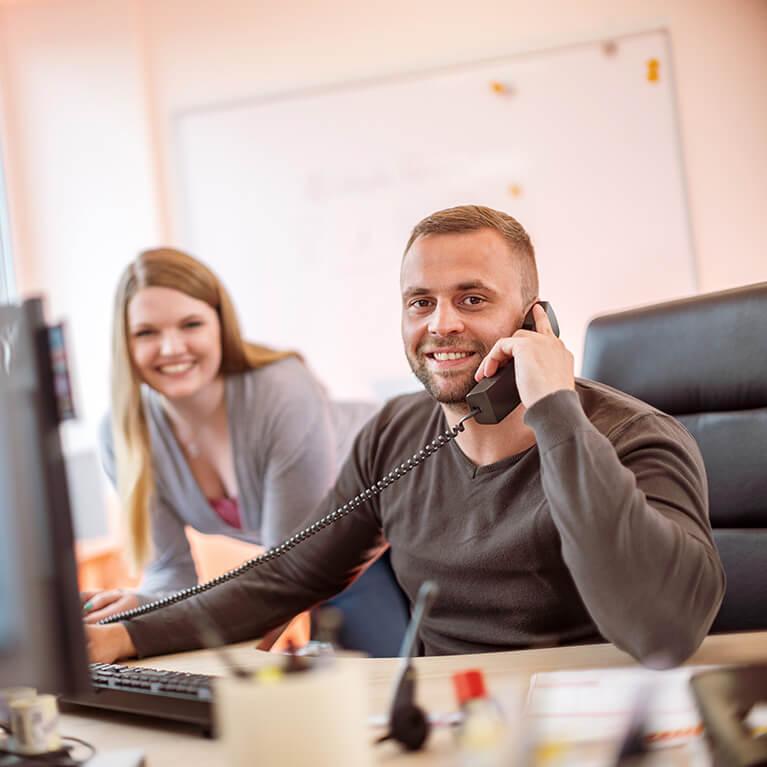 Heim- und Telefonberatung
