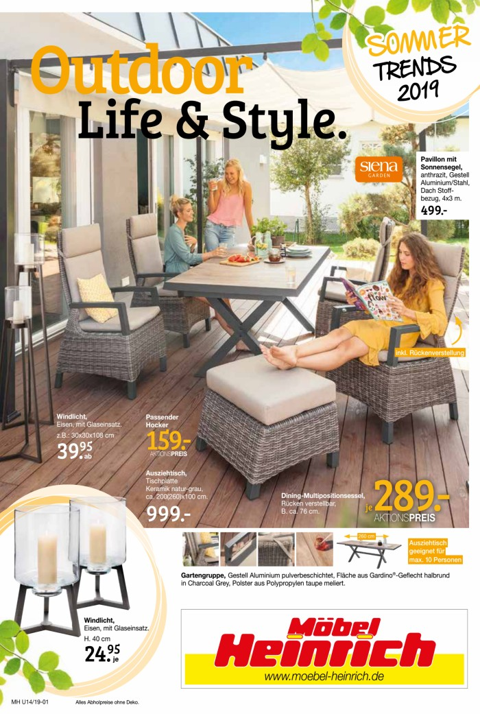 Outdoor Life & Style