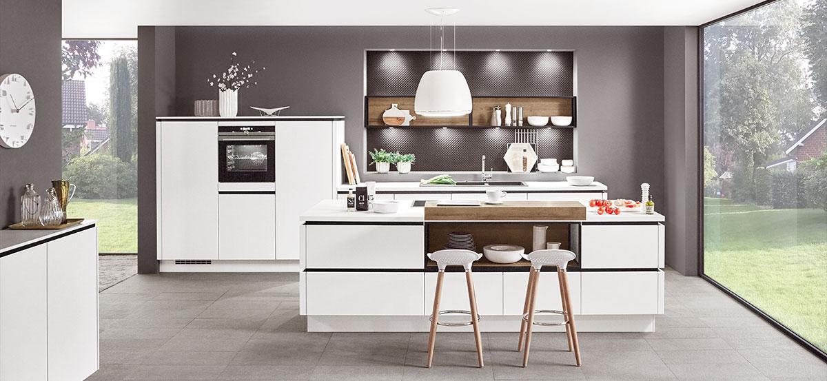 Nobilia Küchen jetzt bei Möbel Heinrich kennenlernen
