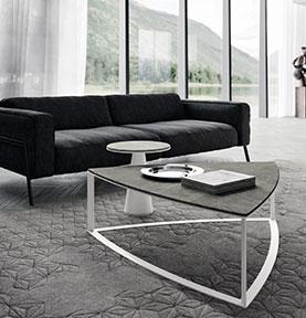 Modern Huelsta Wohnzimmer