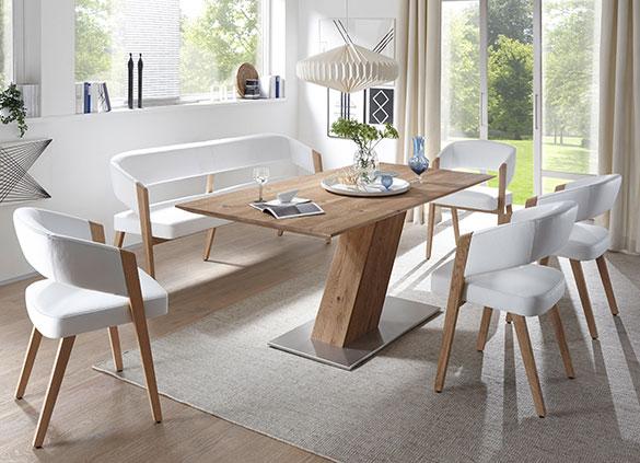 Skandinavisch Decker Esszimmer
