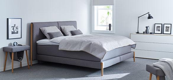 Skandinavisch Schöner Wohnen Bett