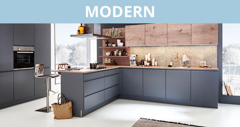 Zur Küchenstilseite Modern