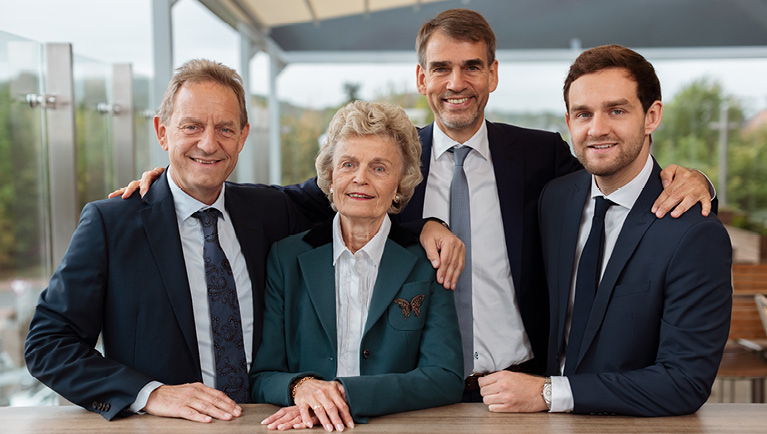 Portrait der Familie Struckmann