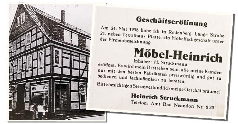 Wie alles begann: 1958-1966